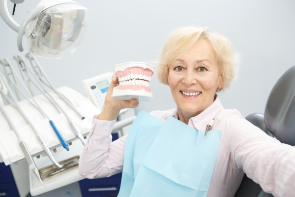 How Should I Clean My Dentures?