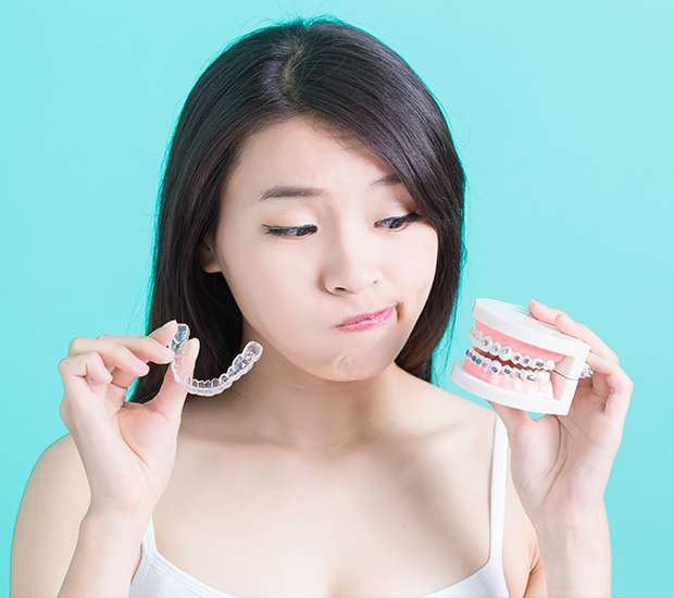 Ballston Spa Which is Better Invisalign or Braces
